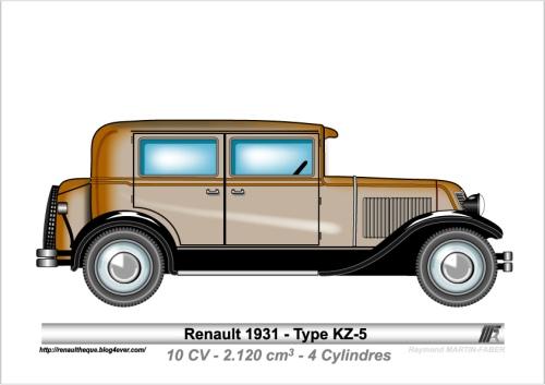 1931-Type KZ-5