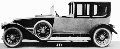 Renault JD 1922