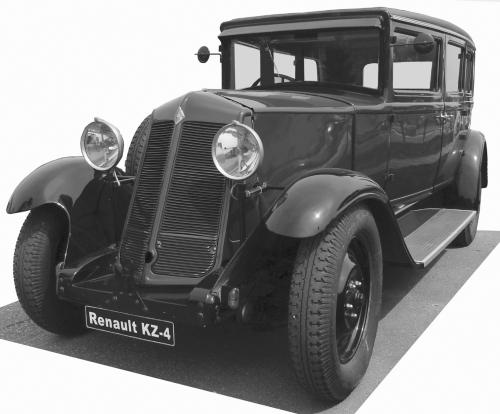 Renault KZ4 1930