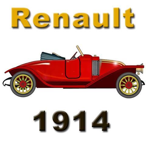 Renault 1914