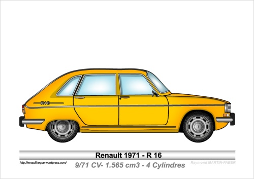 1971-Type R16