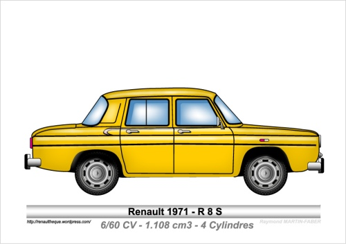 1971-Type R8