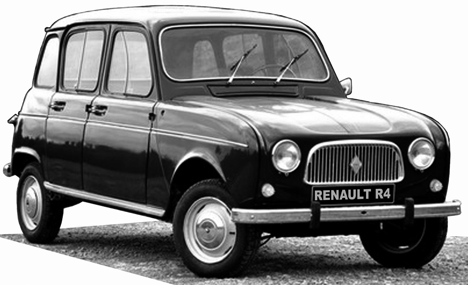 renault 1965  u00e0 1969