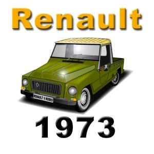 Renault 1973